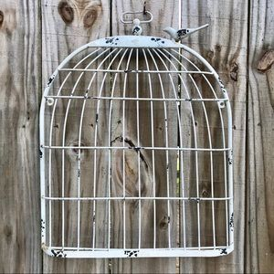 Birdcage Jewelry Organizer / Display